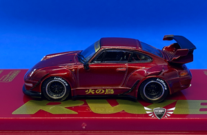 RWB 993 Singapore Special edition Tarmac Works
