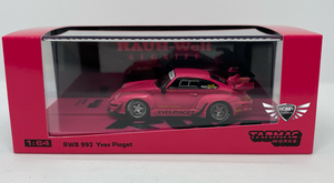 RWB 993 Yves Piaget CHINA SPECIAL Tarmac Works