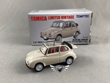 Load image into Gallery viewer, Subaru 360 Convertible (OPEN TOP) Tomica Limited Vintage LV-N182b (NEW)