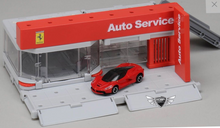Load image into Gallery viewer, Tomica Ferrari Showroom Diorama
