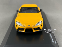 Load image into Gallery viewer, Toyota GR Supra Yellow Kyosho