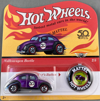 Volkswagen Beetle #2 HOT WHEELS