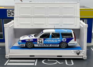 Volvo 850 Estate BTCC 1994 Tarmac w/Container