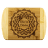 DIVINE - Bamboo Wood Cutting Board - Zen Stick Concept