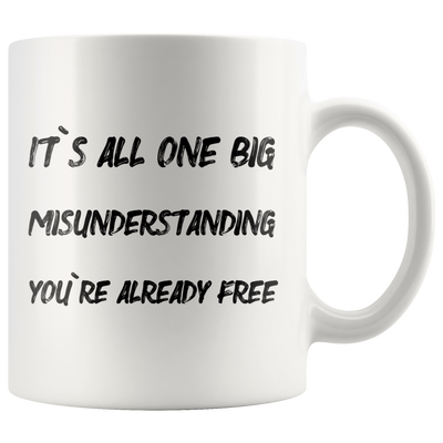WISDOM MUGS - ALREADY FREE