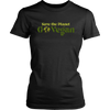 Go Vegan Womens Shirts