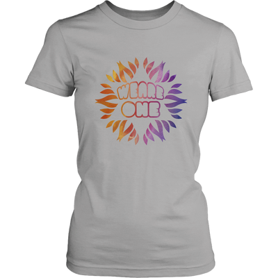 WE ARE ONE Rainbow - Women's Shirts