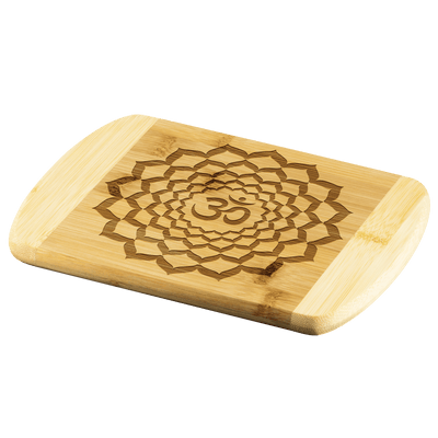 OM  - Wood Cutting Board - Zen Stick Concept