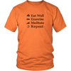 Eat Well Men's T-shirts