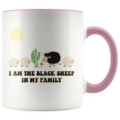 WISDOM MUG - Black Sheep