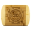 SRI YATRA  - Wood Cutting Board - Zen Stick Concept