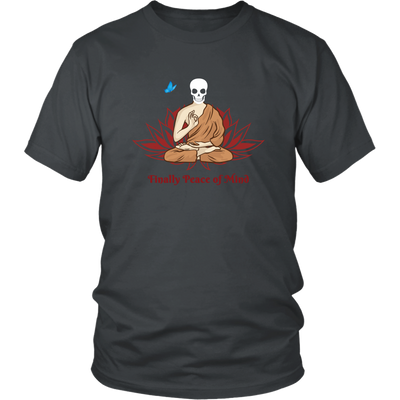 Peace Of Mind Men's T-shirts