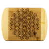 Flower of Life - Bamboo Wood Cutting Board - Zen Stick Concept