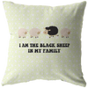 Black Sheep Pillow