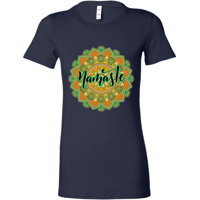 Namaste Bella Womens Shirts