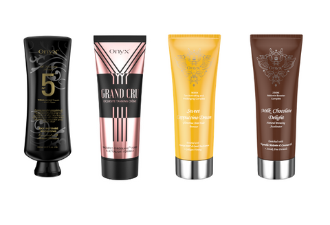 onyx tan products
