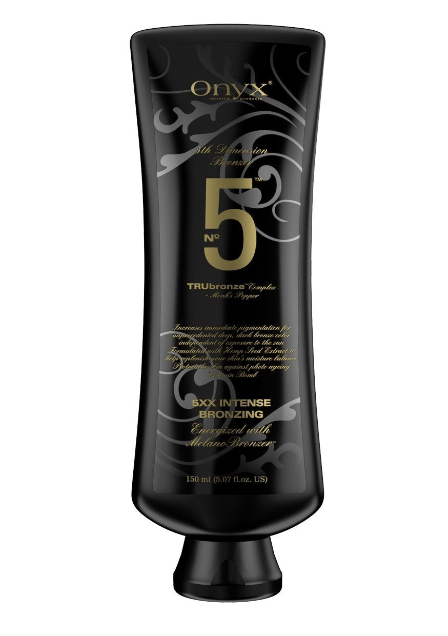 No5 BLACK - bronzer for indoor tanning