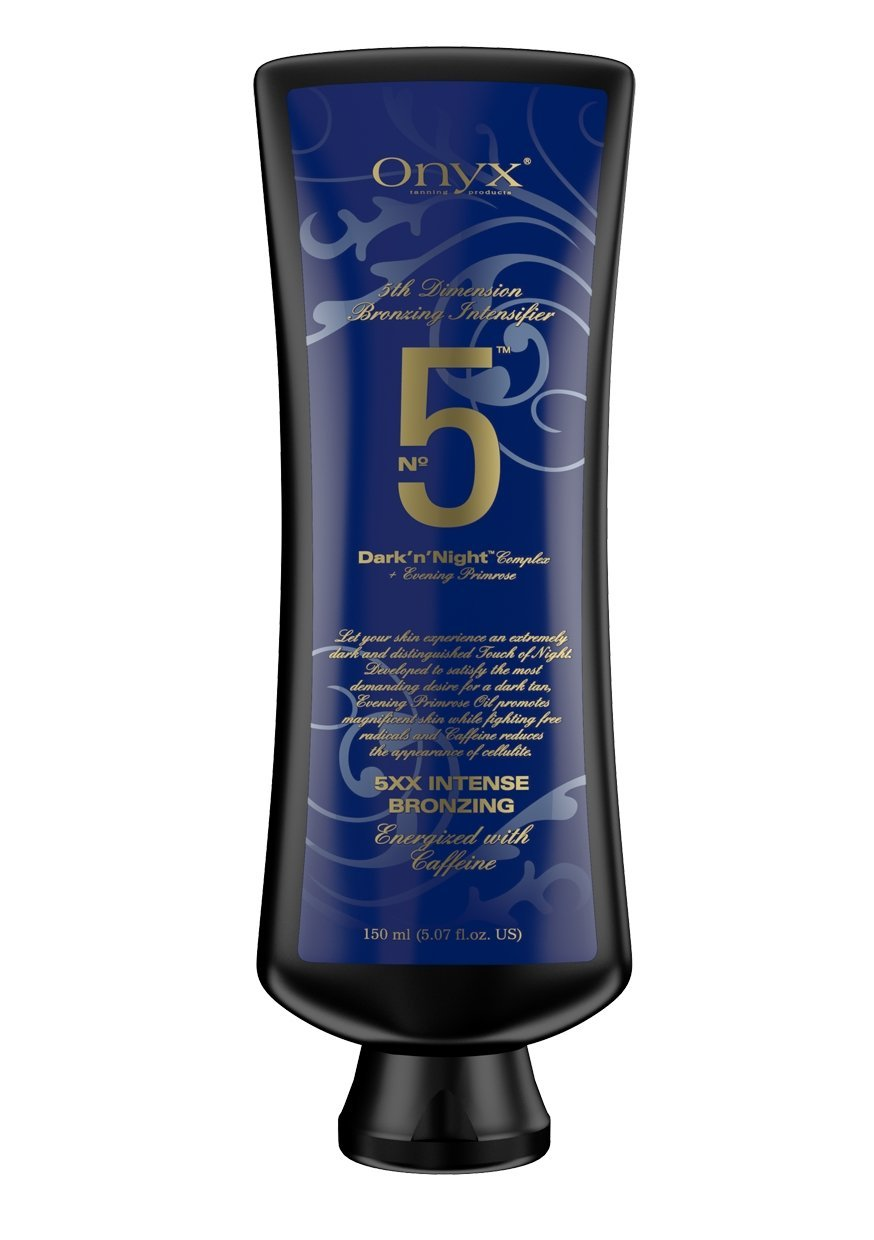No5 DARK NIGHT - bronzing intensifier for indoor tanning