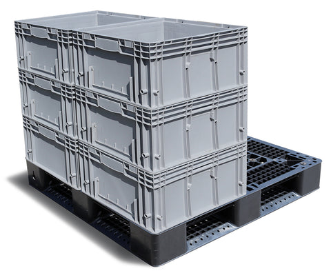 Advantages of Reusable Packaging