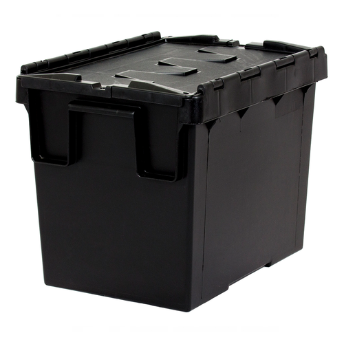 26-litre hinged lid