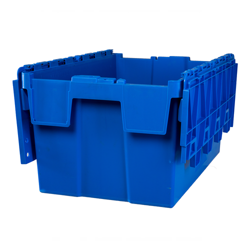 55 LITRE ATTACHED LID CONTAINER (AT64315) TOTE
