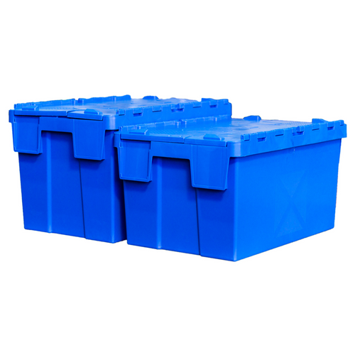 65 LITRE ATTACHED LID CONTAINER (AT64365) TOTE
