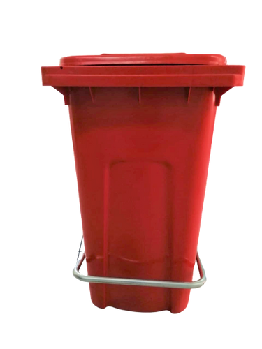 MPACT FOOT-OPERATED PEDAL BIN
