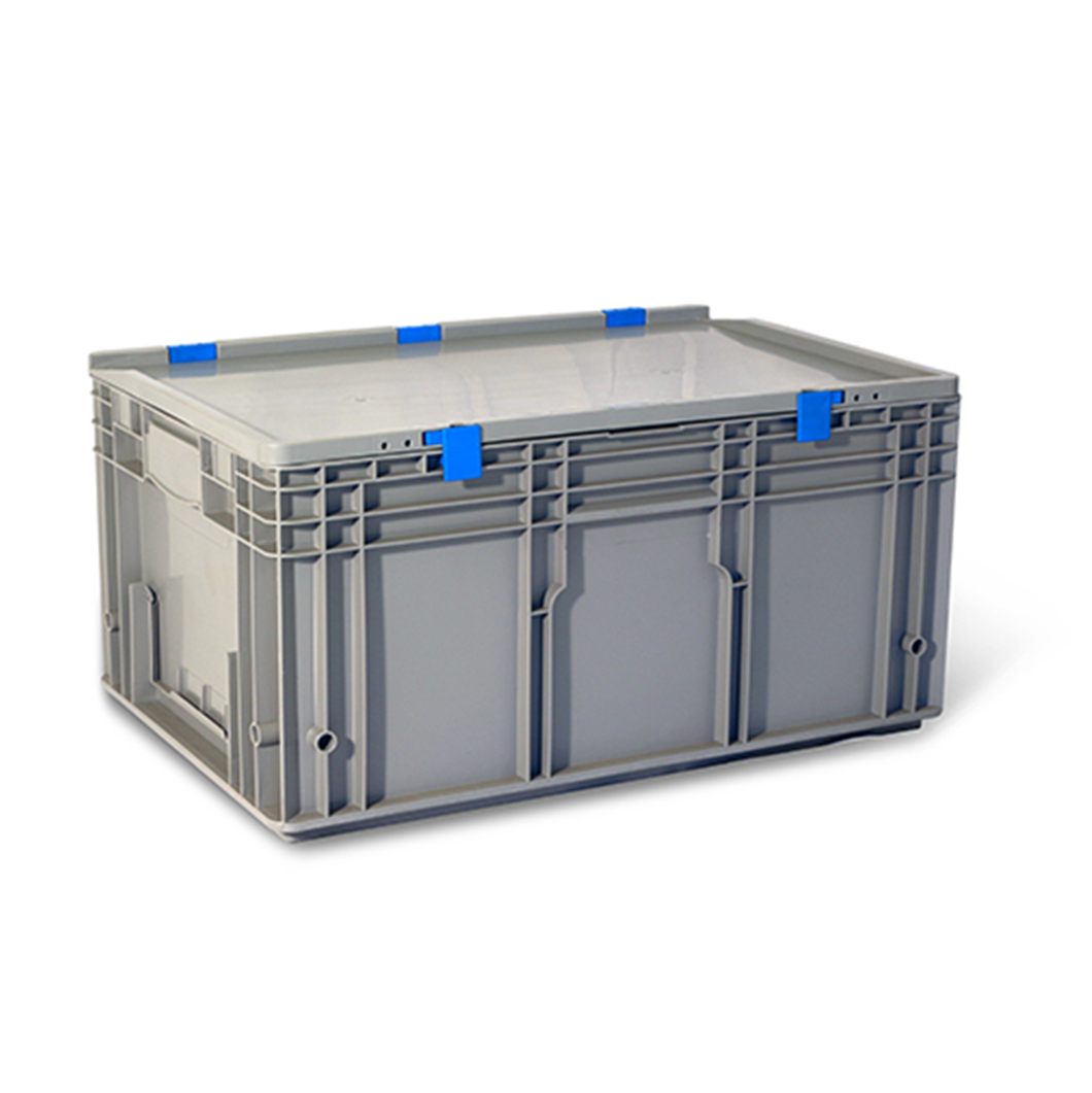 AUTOMOTIVE STACK CRATE LID AND BASE (KLT6428)