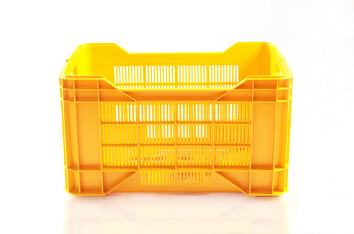 Reusable Crate and Agricultural Crate