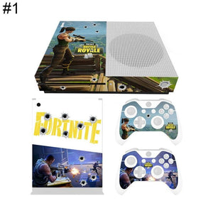 Popular Game Skin Sticker Cover For Xbox One S