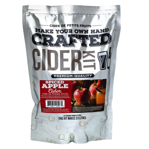 Crafted Series Cider | Apple Spiced (EA)