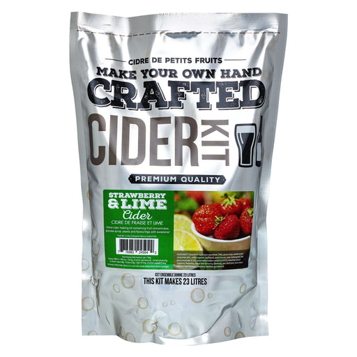 Crafted Series Cider | Strawberry Lime (EA)