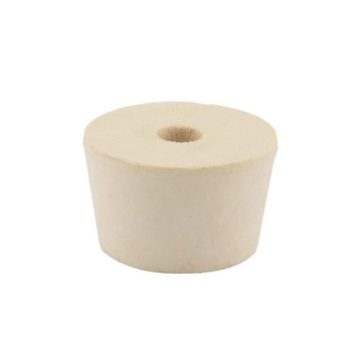 Rubber Stopper | #08.5 Drilled  (10-34lt) (EA)