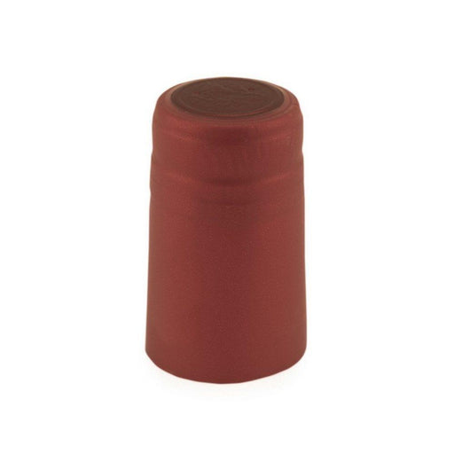 Shrink Cap | Chestnut Brown (PK100)*