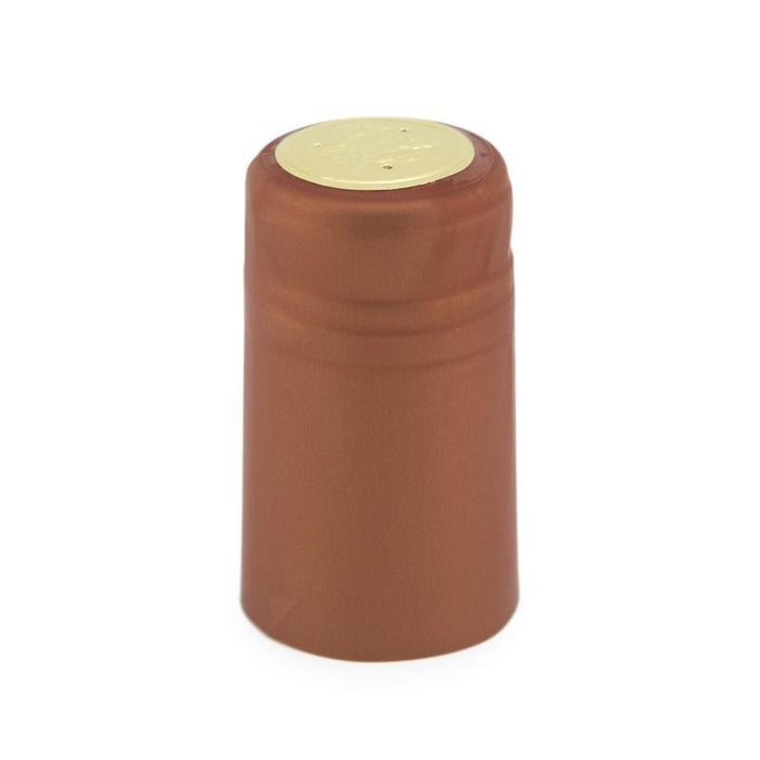 Shrink Cap | Brown (PK100)
