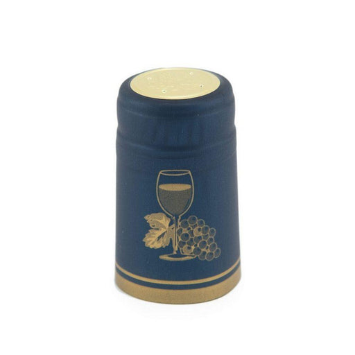 Shrink Cap | Dark Blue Cup (PK100)*