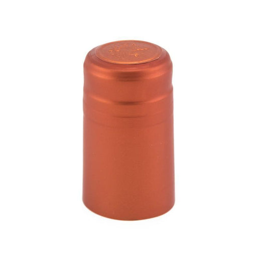 Shrink Cap | Amber Satin (PK100)