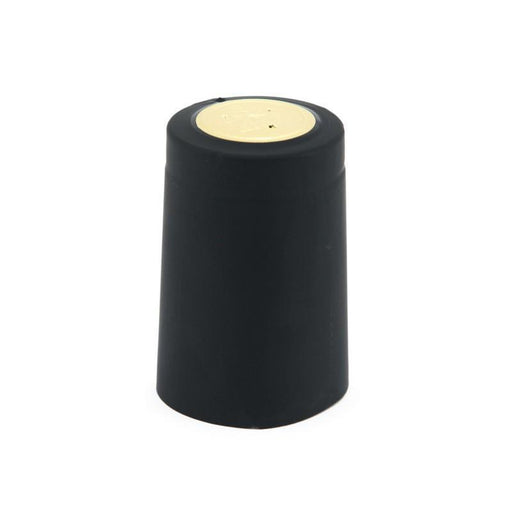 Shrink Cap | Black (Large) (PK100)