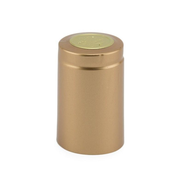 Shrink Cap | Gold (Large) (PK100)