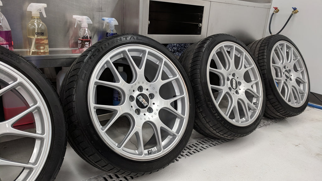 Customer Q&A: Should I use ceramic coating on my wheels?