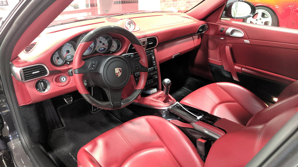 Customer Q&A: How Do I Clean & Protect My Leather Interior?