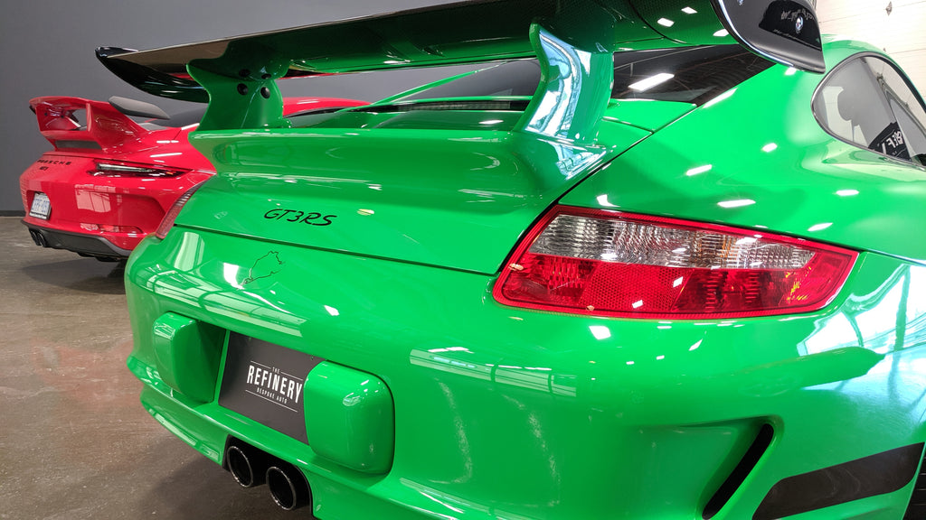Are ceramic coatings a superior form of paint protection, or just marketing fluff?