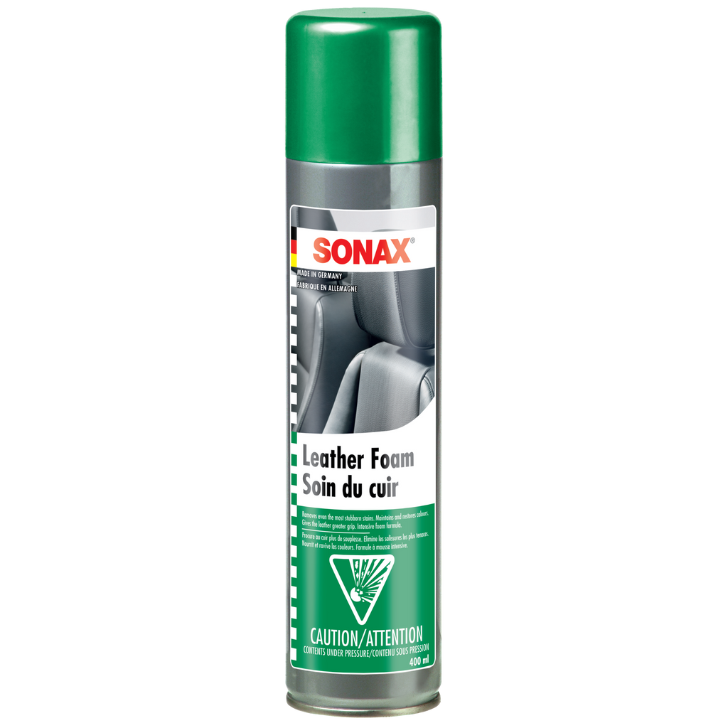 SONAX Leather Foam