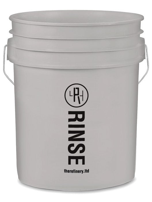 THE REFINERY - Wash & Rinse Buckets (pair)