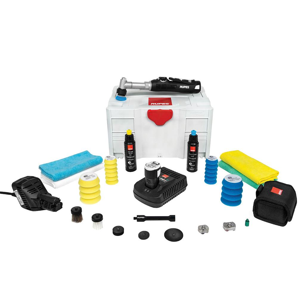 RUPES Bigfoot Nano iBrid Polisher Kit (Long Neck)