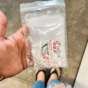 Packaging Stickers | #H0054 - ST PADDYS - LETS GET SHAMROCKED