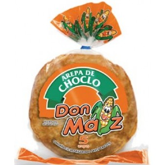Arepa de Choclo Don Maiz