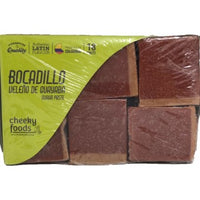 Bocadillo Veleño Hoja de Bijao - Large Guava paste (18 Units)