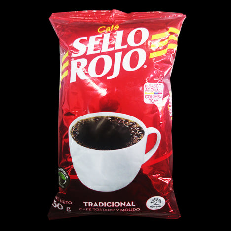 Cafe Sello Rojo - Colombian Coffee