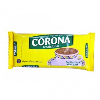 Chocolate Corona / Chocolate Bar (500g)